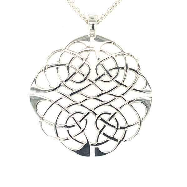 Celtic Lace Pendant