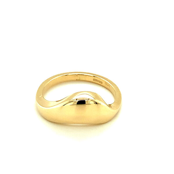 Reflections Gold Ring