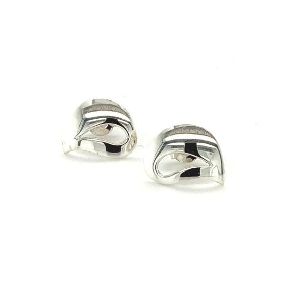 Contemporary Stud Earrings