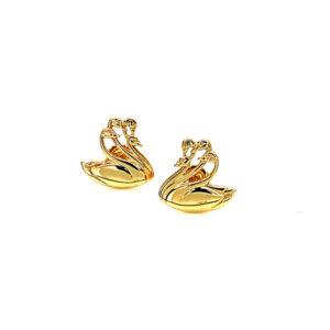 Gold Children of Lir Earrings