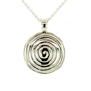 Spiral of Life Pendant